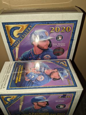 2020 Topps Gallery Baseball for Sale in Los Angeles, CA