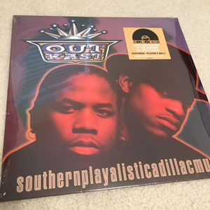 "OutKast ""Southernplayalisticadillacmuzik"" Vinyl for Sale in DeSoto, TX"