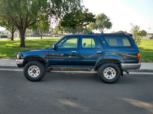 1995 TOYOTA 4RUNNER AT 4X4 4WD for Sale in Midway City, CA