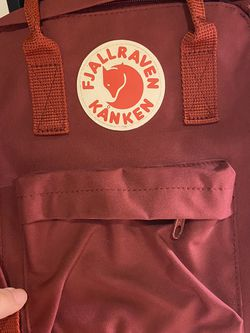 Red Kanken Backpack for Sale in Raleigh,  NC
