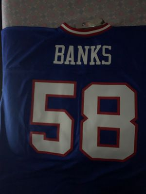 NFL jersey New York giants for Sale in Rialto, CA