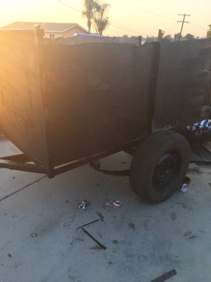 Trailer utility 4by 7 feet for Sale in San Diego, CA