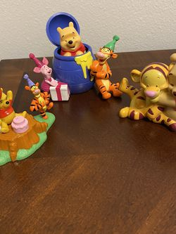 3 Winnie The Pooh Cake Toppers for Sale in Weston,  FL