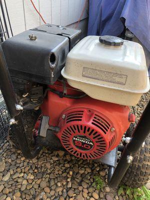 Pressure washer Honda engine GX870 9.0 for Sale in Vancouver, WA