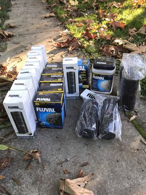 Fluval G6 Aquarium filters and filter media for Sale in Seattle, WA