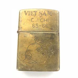 Vietnam War Cu Chi Vintage Zippo for Sale in Houston, TX