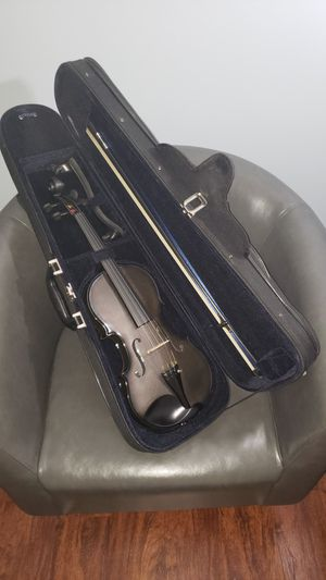 Glasser Acoustic Electric Carbon Fiber Violin for Sale in Asheville, NC