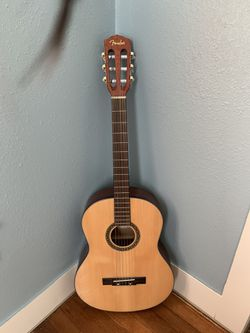 Fender Classical Guitar for Sale in Miles,  TX