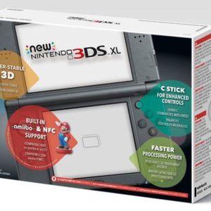 Nintendo 3ds xl new black for Sale in Ellisville, MO