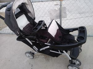 Greco double stroller $40 for Sale in San Diego, CA