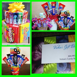 CANDY BOUQUET for Sale in McRae, GA