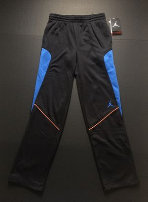Boys Jordan Therma Fit track sweat pants for Sale in Houston, TX