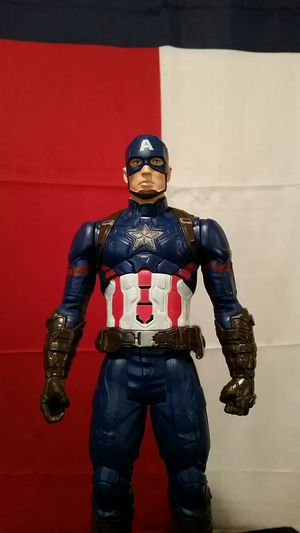 CAPTAIN AMERICA CIVIL WAR for Sale in Pearland, TX