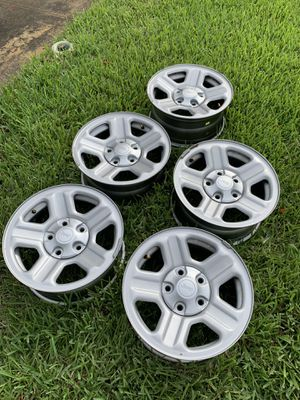 Jeep Wrangler OEM wheels for Sale in Pembroke Pines, FL