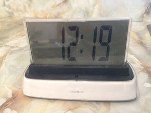 Moshi Talking Alarm Clock for Sale in Brandon, FL
