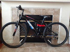 "Mongoose Men's Standoff 26"" Mountain Bike - Black/Red for Sale in Sacramento, CA"