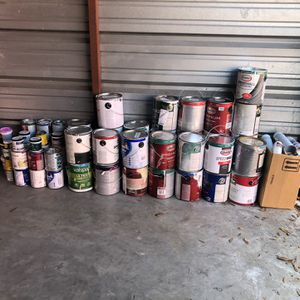 Free Paints for Sale in Casselberry, FL