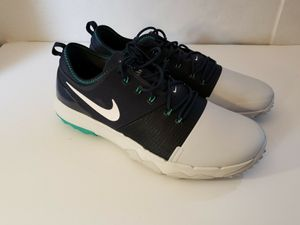 Nike FI Impact3 Spikeless Golf Shoes Pure Platinum for Sale in Fairfax, VA