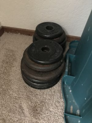 Weight set for Sale in Sunnyvale, CA
