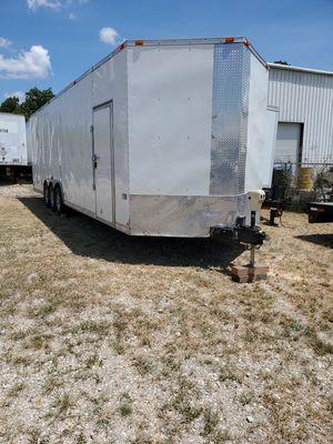 2010 Diamond 30' enclosed trailer for Sale in Houston, TX