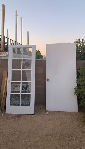 Free doors for Sale in Palmdale, CA