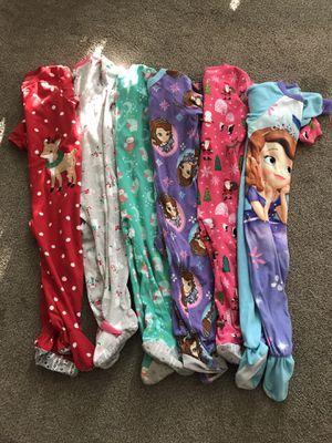 Toddler pajamas for Sale in Riverside, CA