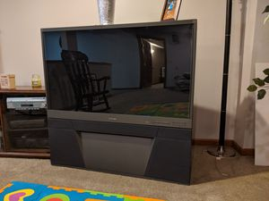 Mitsubishi 55 inch TV. for Sale in South Charleston, OH