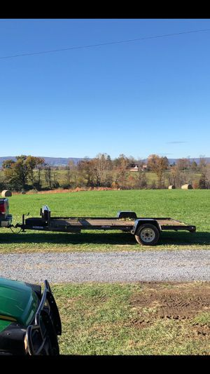 T Trailer 1 axle 6.5x14 for Sale in Stephens City, VA
