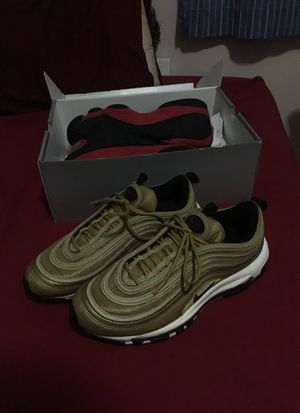 Air Max 97 Gold for Sale in Hyattsville, MD