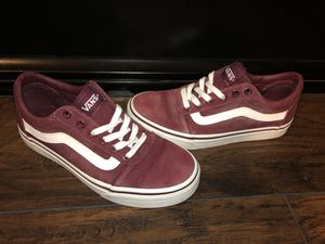 Maroon Vans for Sale in Westborough, MA