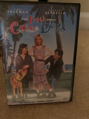 The Truth About Cats and Dogs DVD for Sale in Strasburg, VA