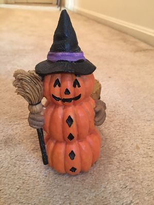 Halloween votive candle or small plant holder for Sale in Gaithersburg, MD