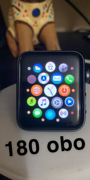 apple watch 3 42mm LTE+GPS for Sale in Los Angeles, CA