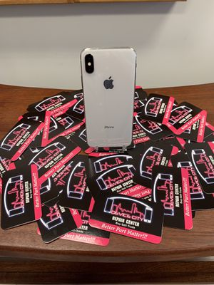 iPhone X 64GB UNLOCKED for Sale in Saint Petersburg, FL