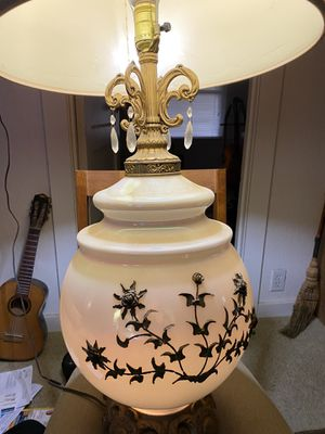 Very nice lamps for Sale in Fresno, CA