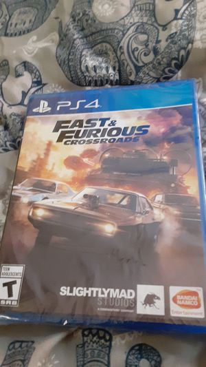 Fast y furiosos game new for Sale in York, PA