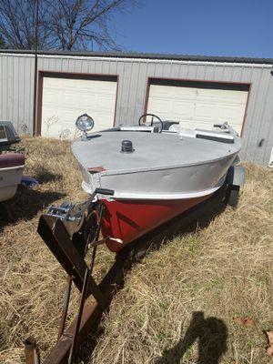 Lonestar Nassau 16' boat for Sale in Troup, TX