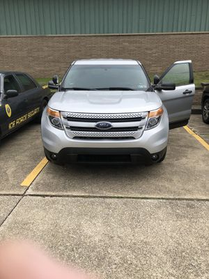 2013 Ford Explorer Police Package very clean for Sale in Akron, OH