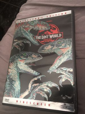 Jurassic park 2 lost world for Sale in Tampa, FL