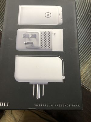 Zuli Smartplug Presence Pack (3 smartplugs) for Sale in Tampa, FL