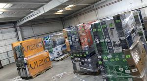TV warehouse liquidation event !!! New open box!! Act fast! XDH for Sale in Whittier, CA