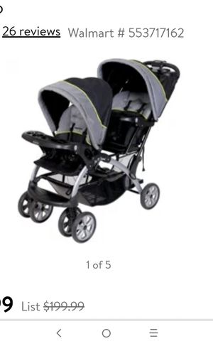 Double stroller for Sale in Mesquite, TX