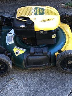 Mower Yard -Man Push Lawn Mower. for Sale in Alexandria,  VA