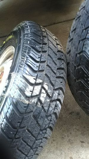 Utility trailer tires and wheels for Sale in Murfreesboro, TN