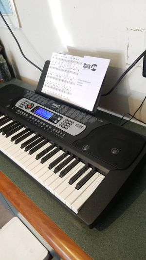 Rock jam 54 key keyboard for Sale in Avondale, AZ