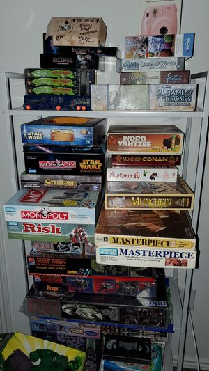 Looking to buy your stuff! Games, electronics, puzzles for Sale in Austin, TX