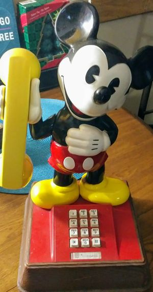 Mickey mouse phone for Sale in Quincy, IL