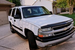 Power front seats/ Lt Pkg Leather seats / Towing Pkg // 2003 Chevy Tahoe LS for Sale in Macon, GA