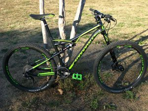 Cannondale Carbon Enduro Trail Bike for Sale in New York, NY