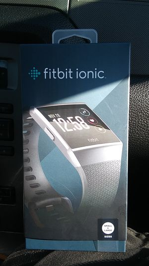 Fitbit Ionic for Sale in Portsmouth, VA
